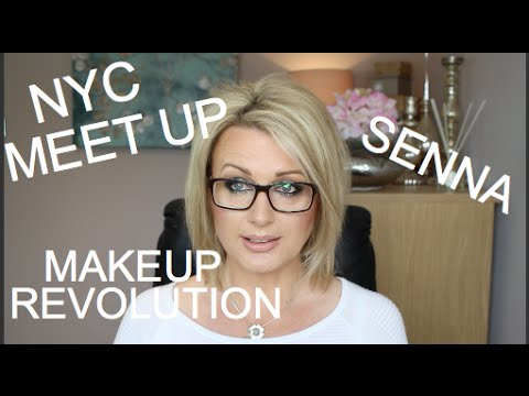 NYC Meet Up, Senna, Makeup Revolution | *MONDAY CHAT*