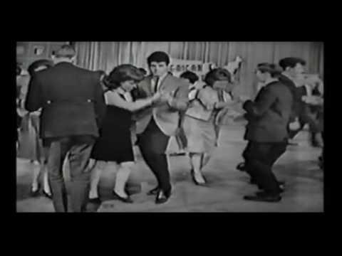 American Bandstand 1960s Dance Partners Barbara Warchol & Bruce Richard