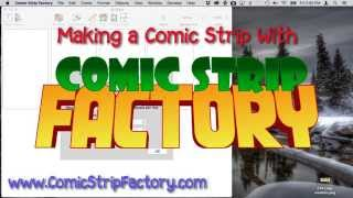 Comic Strip Factory Demo