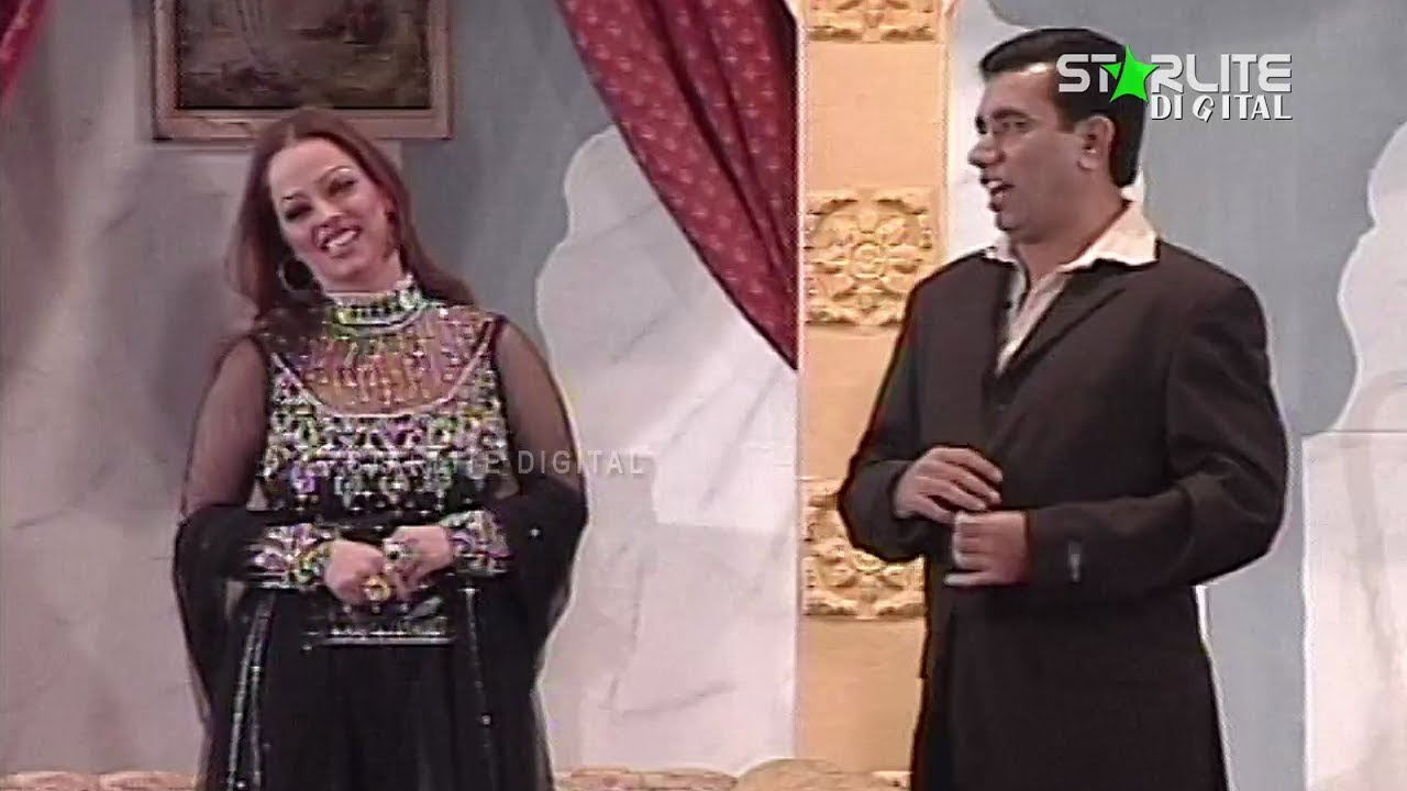 Shararti Larkian New Pakistani Stage Drama Full Comedy Funny Play