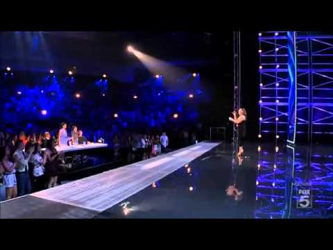 Melanie Amaro X Factor USA Audition (Listen)