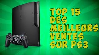 TOP 15 | LES JEUX PS3 LES MIEUX VENDUS !!!