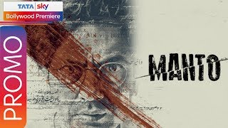 Nawazuddin Siddiqui Promotes Manto On Tata Sky Bollywood Premiere | Latest Hindi Movie