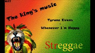 Tyrone Evans - Whenever I´m Happy