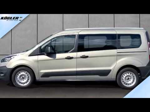 ford transit connect transit connect kombi t230 l2 28 youtube. Black Bedroom Furniture Sets. Home Design Ideas