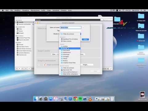 Convertire Video da TUTTI i Formati con VLC - PC & MAC