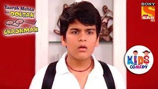 Tapu Is Shocked By Sachin Tendulkar | Tapu Sena Special | Taarak Mehta Ka Ooltah Chashmah