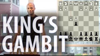 Chess openings - King's Gambit