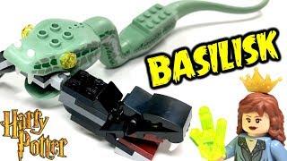 How do you make a basilisk