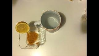 Bevanda miracolosa per curare la tosse e raffreddore, RIMEDIO NATURALE !!!