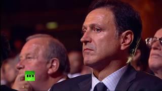 Владимир Путин на гала-концерте «Оперный бал» — LIVE