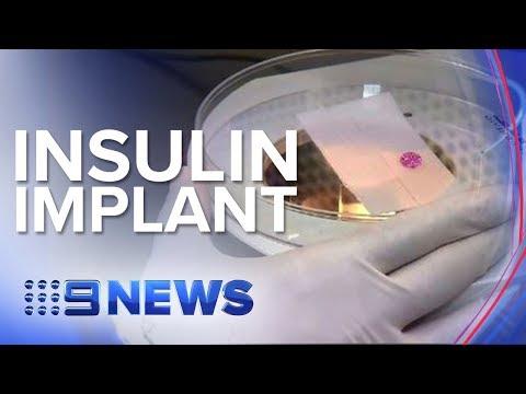 Breakthrough Could Transform Treatment Of Type One Diabetes | Nine News Australia