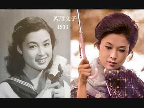 日本の昔の女優さん 81人 (1890~1946年生まれ) 東山千栄子 ~ 大原 ...