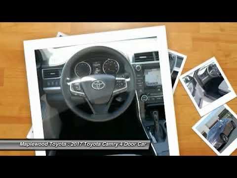 2017 Toyota Camry XSE V6 Maplewood, St Paul, Minneapolis, Brooklyn Park, MN P16185