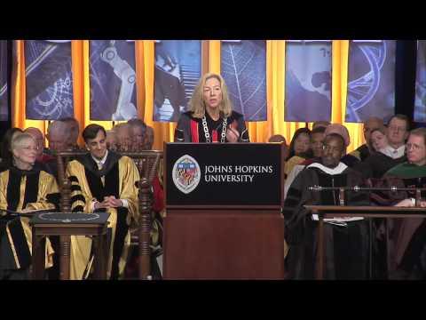 President Amy Gutmann, Johns Hopkins Presidential ...
