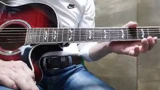 기타멜로디연주와 코드스트럼을 함께하는 방법2탄,쉬운설명 자세한강좌.