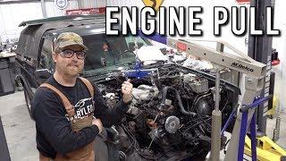 """That Escalated Quickly!"" Pulling The Original Engine: Jimmy Resto Ep.10"