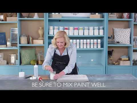 Amy Howard at Home - Painting Fabric