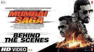 Behind The Scenes - Mumbai Saga | Emraan Hashmi, Suniel Shetty, John Abraham, Kajal A, Mahesh M