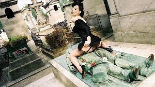 Самая сексуальная могила в Париже