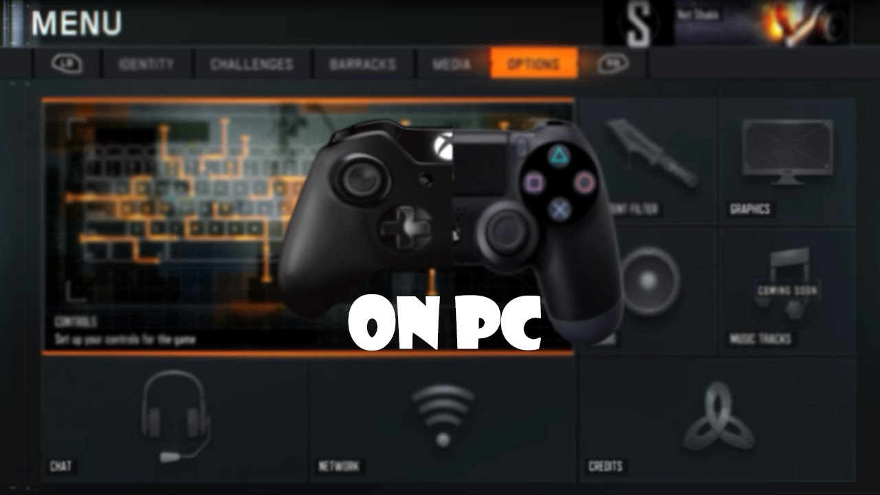 Pc Controller Settings On Black Ops Iii Aim Assistance Test
