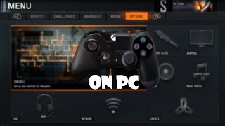 PC Controller Settings on Black Ops III + Aim Assistance Test