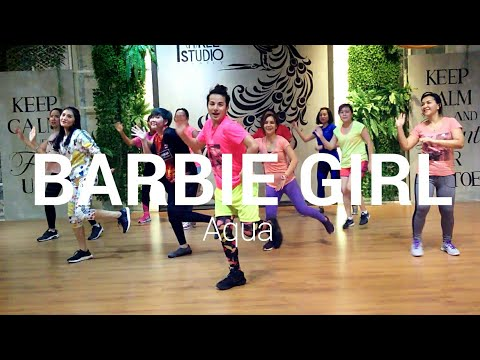 Barbie Girl - Aqua | By MiwMiw | The Diva Thailand | Zumba