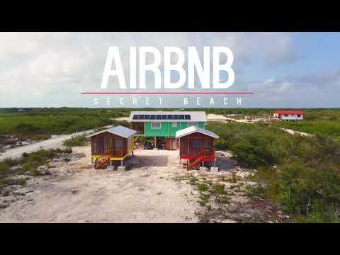 Airbnb Secret Beach