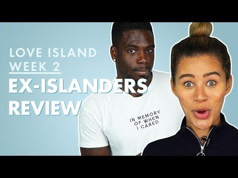 Ex-Islanders Montana and Marcel&39;s opinions on week 2 of Love Island 2019  Cosmopolitan UK