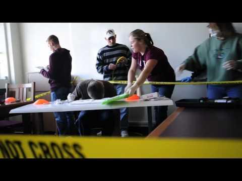 Criminal Investigation Class