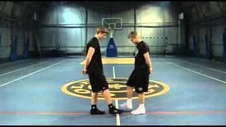 Урок 6-ой. Упражнения на баланс и координацию.