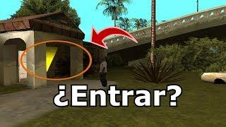 ¡NUNCA ENTRES A LA CASA DE RYDER AL TERMINAR EL JUEGO! | GTA San Andreas (Creepypasta)