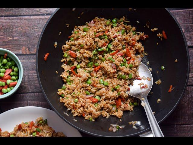 Veg Fried Rice | Veg Recipes