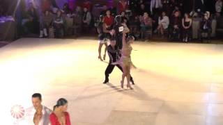 2016 Open  Amateur Latin Golden Star Dancesport Championship Final CHA CHA CHA