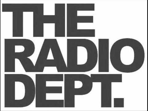 The Radio Dept  - I Don't Like It Like This