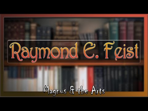 The First Interview - Raymond E Feist - The Road to Becoming an Author Mp3