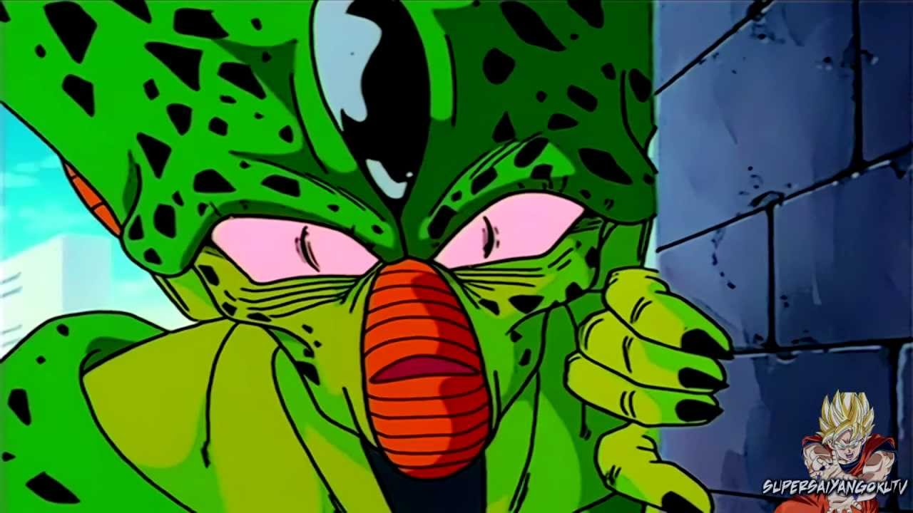 trunks meets future cell true 1080p h208 youtube
