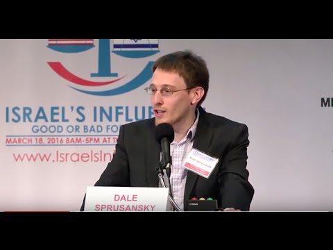 Israel's Influence: Good or Bad for America? Live Stream