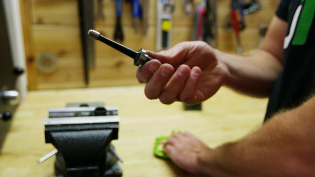 OneUp composants en Aluminium Pédale Rebuild Kit