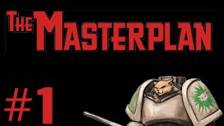 Let's Play The Masterplan - Episode 1 - Introduction to Gameplay