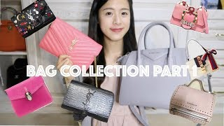 DESIGNER BAG COLLECTION PART 1 我的包包合集「上篇」