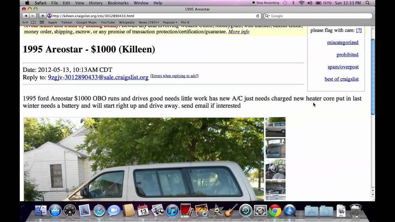 Craigslist Killeen Texas - Used Dodge, Ford and Chevy ...