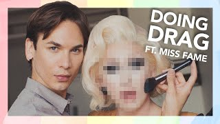Becoming a Drag Queen ft Miss Fame Chosen Family