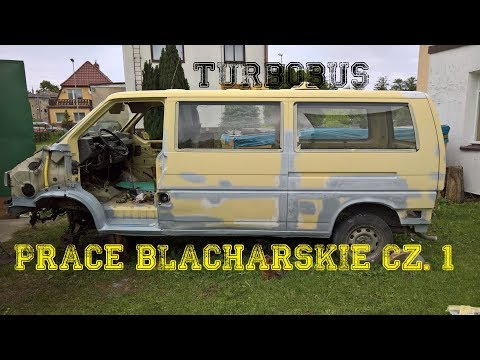 TurboBus - - Body work part 1
