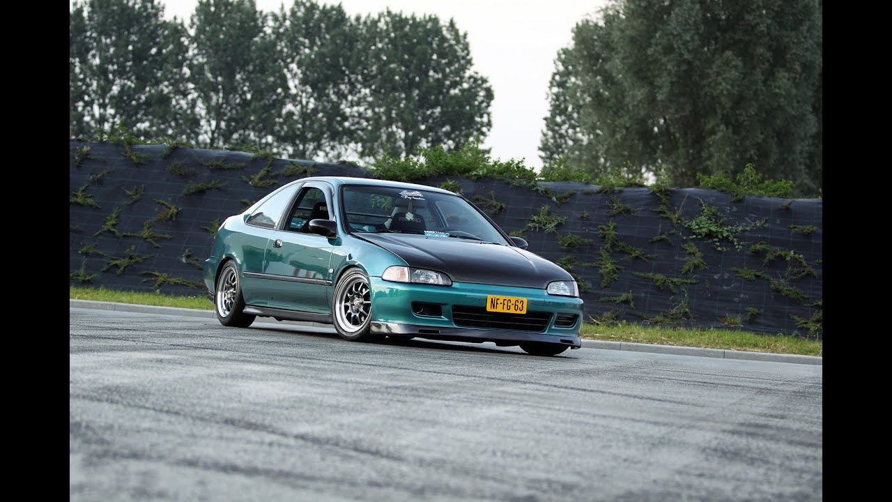 Lovely Walkaround Of My U002795 Honda Civic Coupé   YouTube