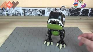 Интерактивная игрушка Dino Zoomer - обзор на новинку - Детеныш динозавра - в продаже на TOY.RU