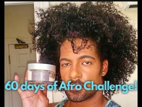 #1 60 days of AFRO Challenge | Love your KINKS