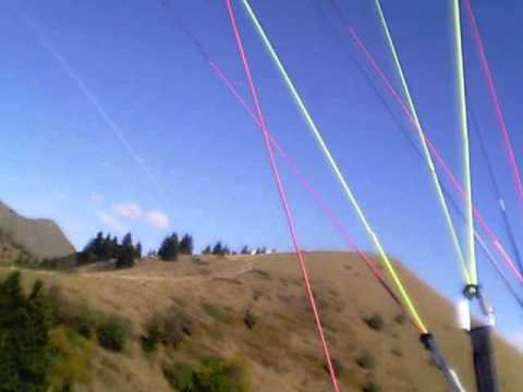 UP Xpress Bourgeoise parapente paragliding