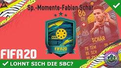 UNFASSBAR! 😱🔥 MOMENTS FABIAN SCHÄR SBC! [LOHNT SICH DIE SBC?]   DEUTSCH   FIFA 20 ULTIMATE TEAM