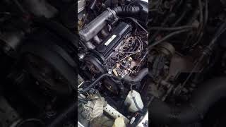 Заміна ременя ГРМ, Мазда 626 2.0 дизель GD. Гне клапана чи на Мазда 626 дизель?
